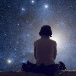 meditate at night